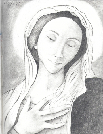Mary, Queen of Peace